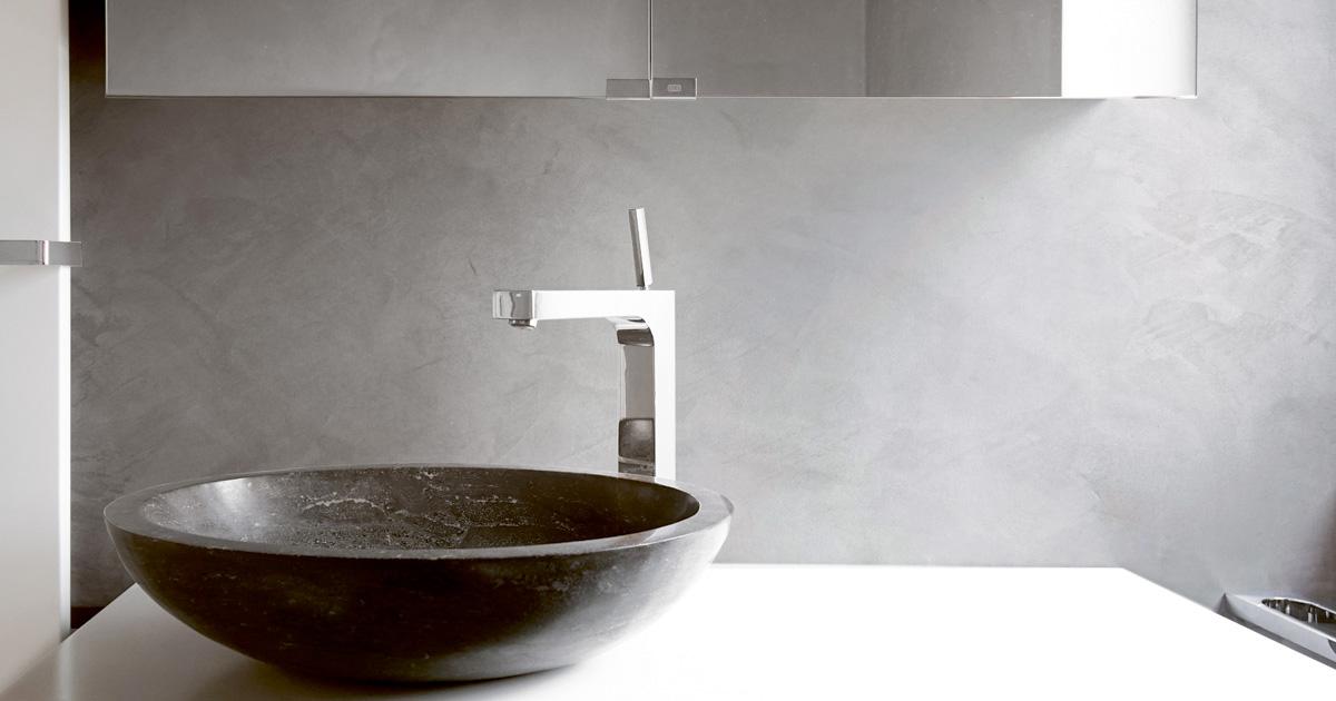Top Leibbrand : Kreative Wand- und Bodenbeschichtungen mit Kalkmarmorputz WQ05