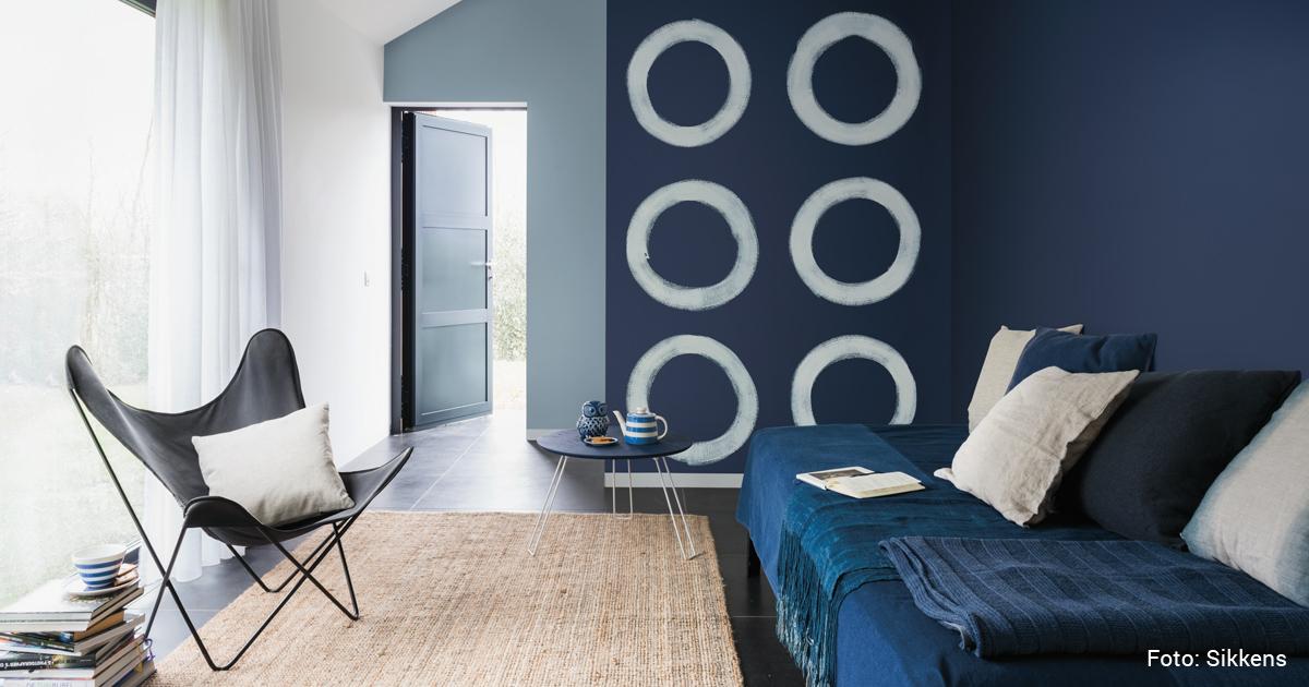 sch ner wohnen mit farben. Black Bedroom Furniture Sets. Home Design Ideas